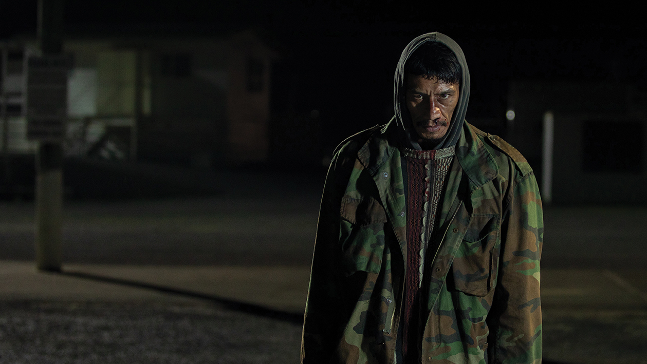 Coming Home in the Dark Film Review