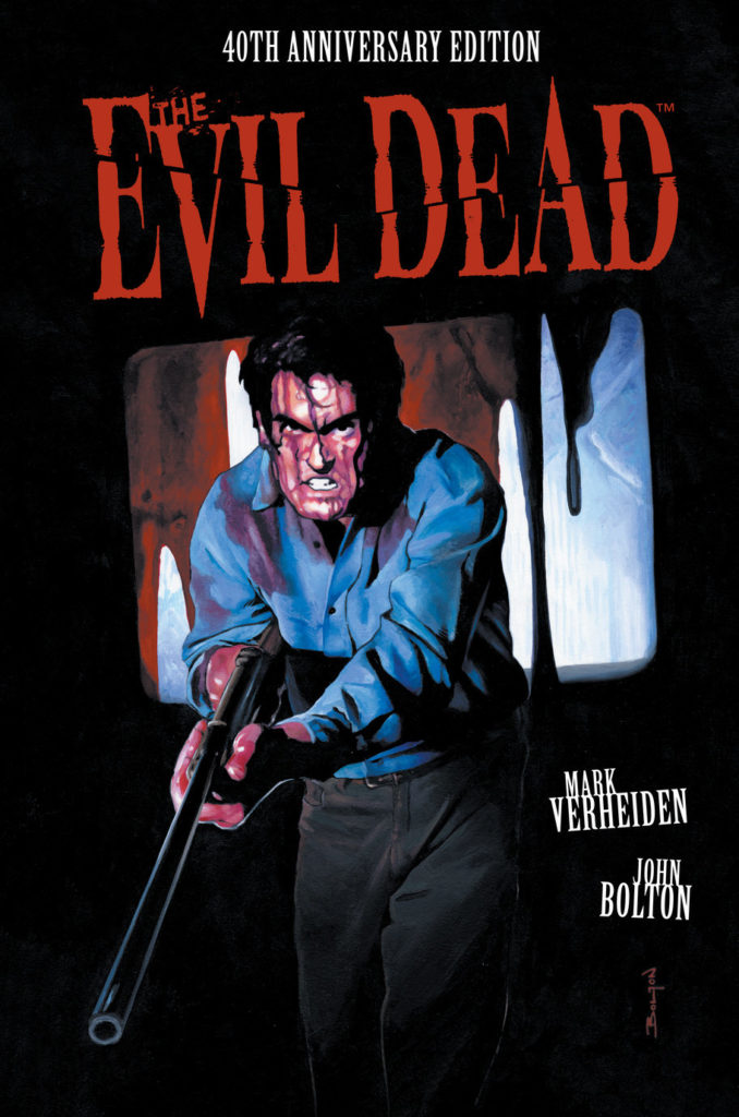 Evil Dead Dark Horse Comic Book