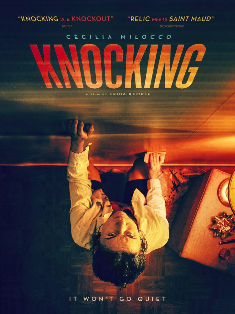 Knocking FrightFest Poster
