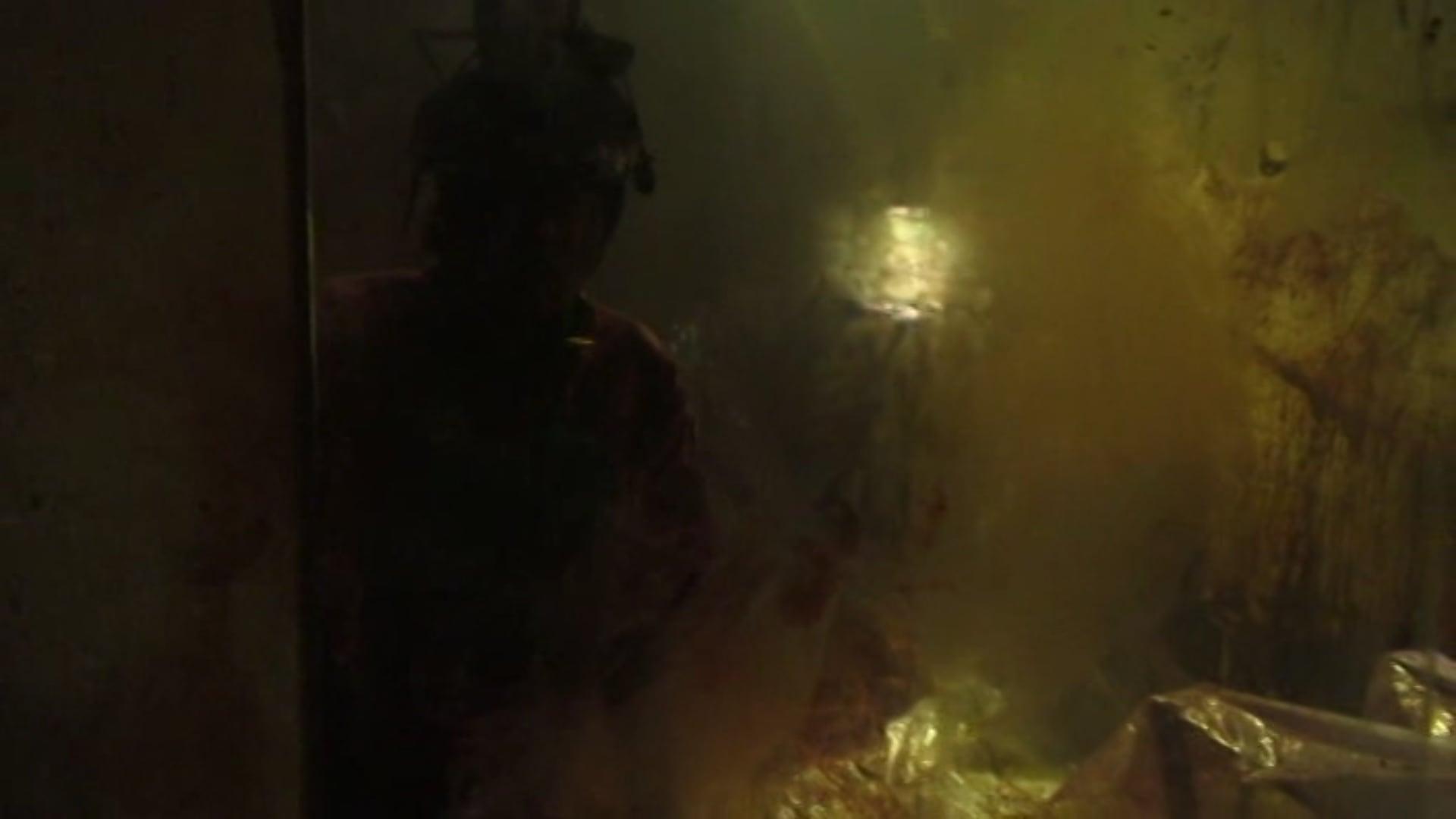 The Butcher (2008) tortured man