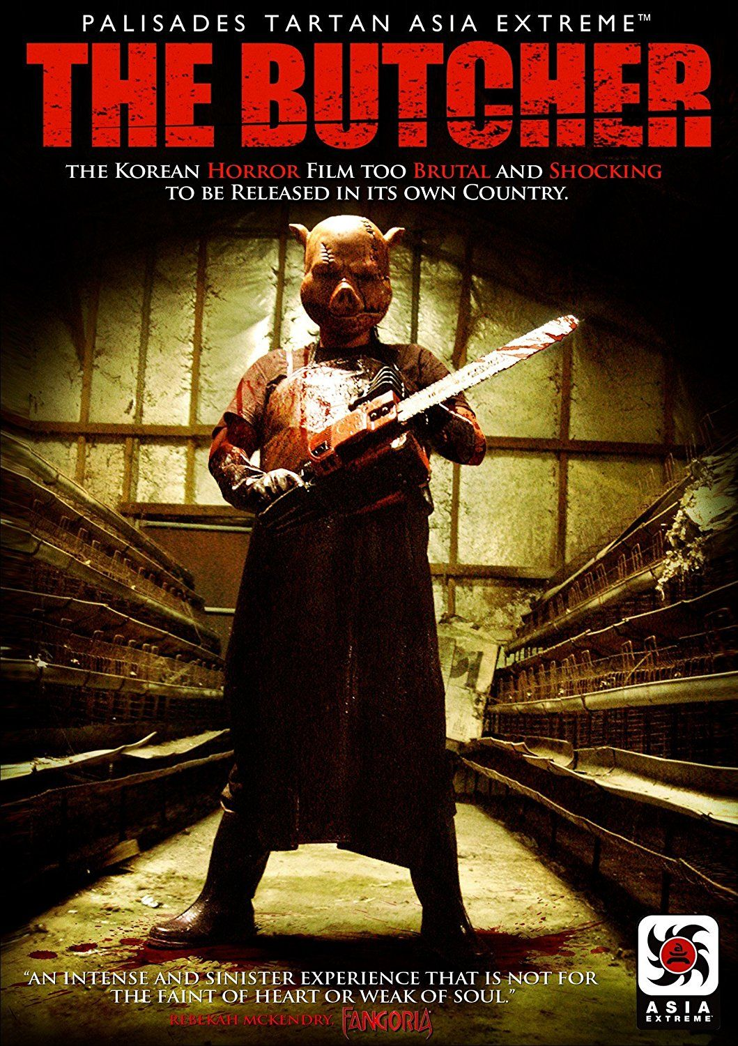 The Butcher (2008) poster
