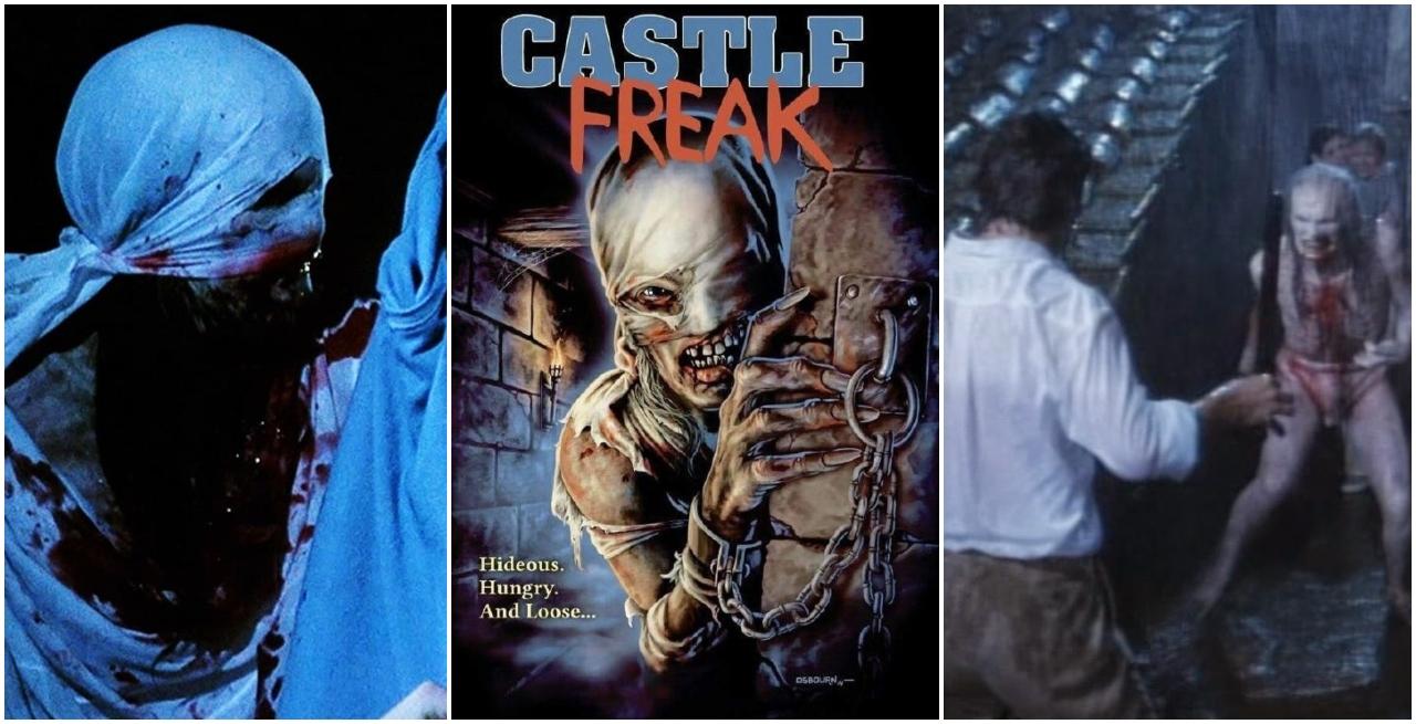 Castle Freak Rob Jabbaz