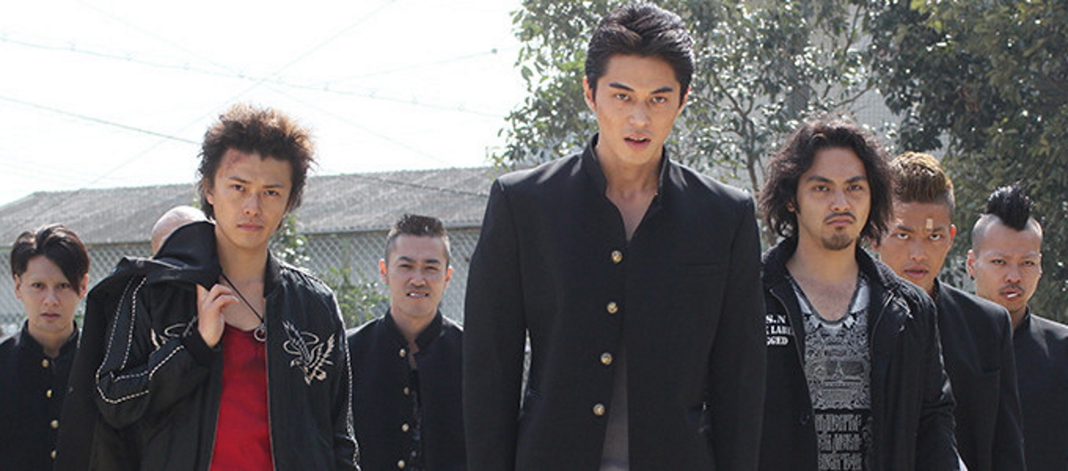 Interview with Toshiaki Toyoda: Crows Explode