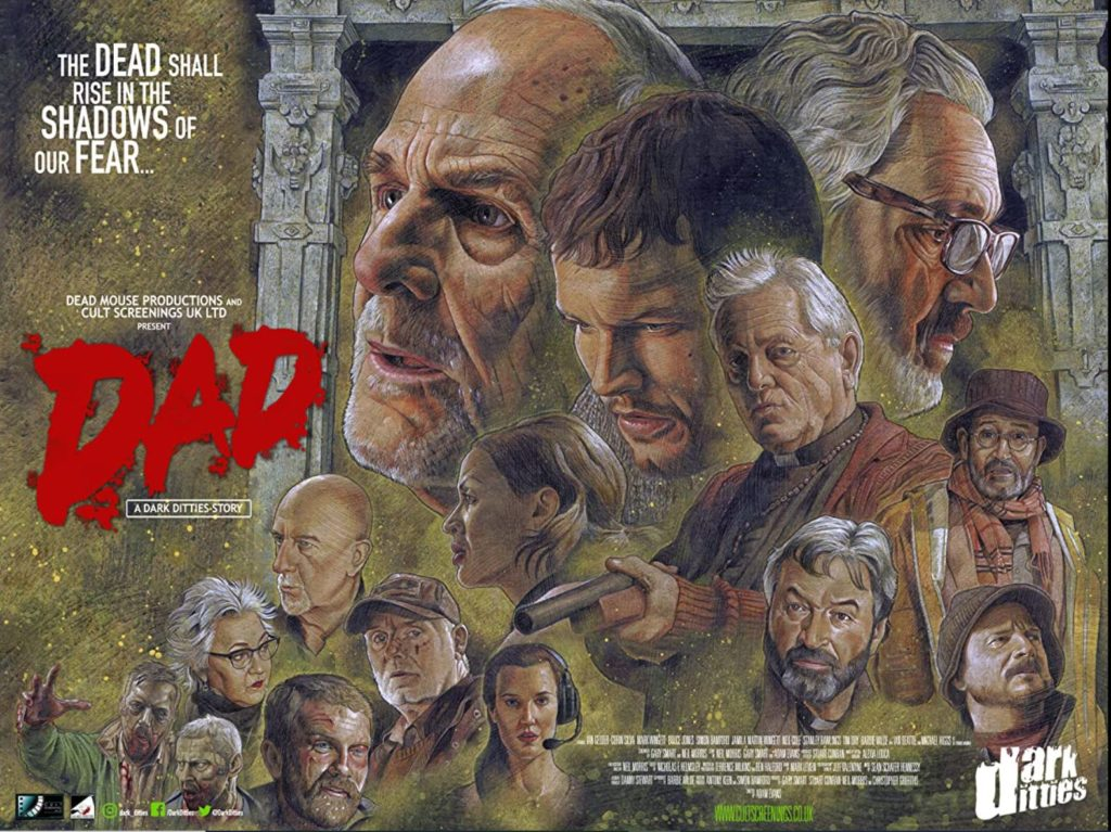 Dark Ditties Presents: Dad (2021) Episode Review – A Good Son Looks After His Dad