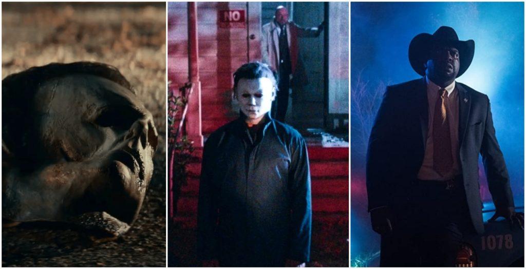 Halloween Kills Film Review (2021) – Michael Walks Home