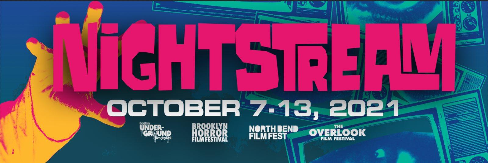 Nightstream 2021 Banner