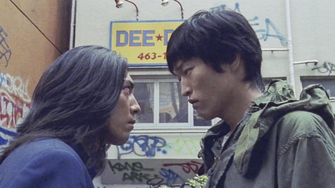 Interview with Toshiaki Toyoda: Pornostar